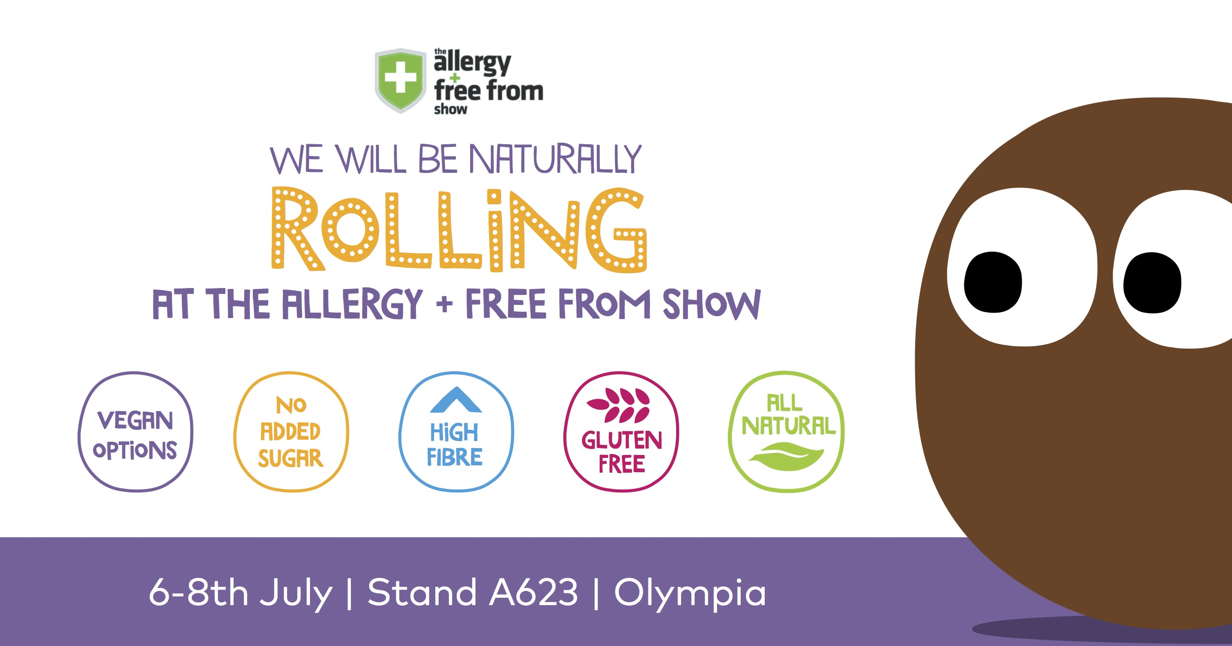 allergy and free from show 2018