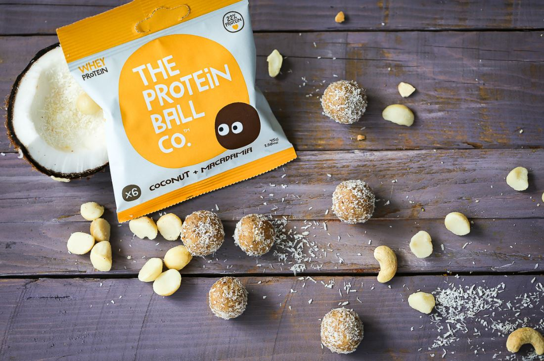 Health Benefits of Nuts from The Protein Ball Co