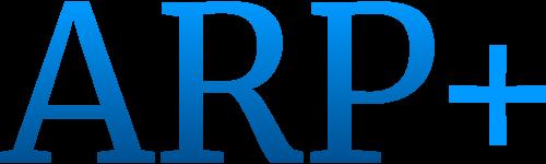 ARP+ logo