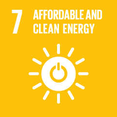 Goal 7: Affordable and clean energy