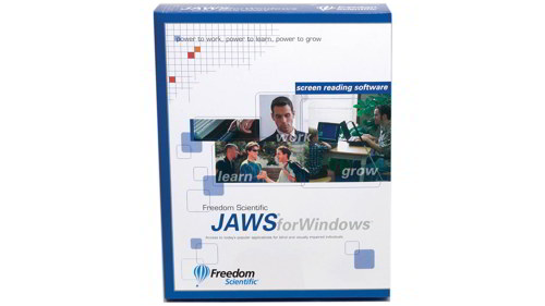 JAWS, Job Access With Speech, is for users whose vision loss prevents them from seeing screen content or navigating with a mouse. JAWS provides speech and Braille output for the most popular computer applications on your PC.