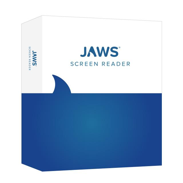 JAWS, the world's most popular screen reader, is developed for computer users whose vision loss prevents them from seeing screen content or navigating with a mouse. JAWS enables users to use a computer by providing speech and Braille output for computer applications on your PC and enables individuals to use a computer independently.