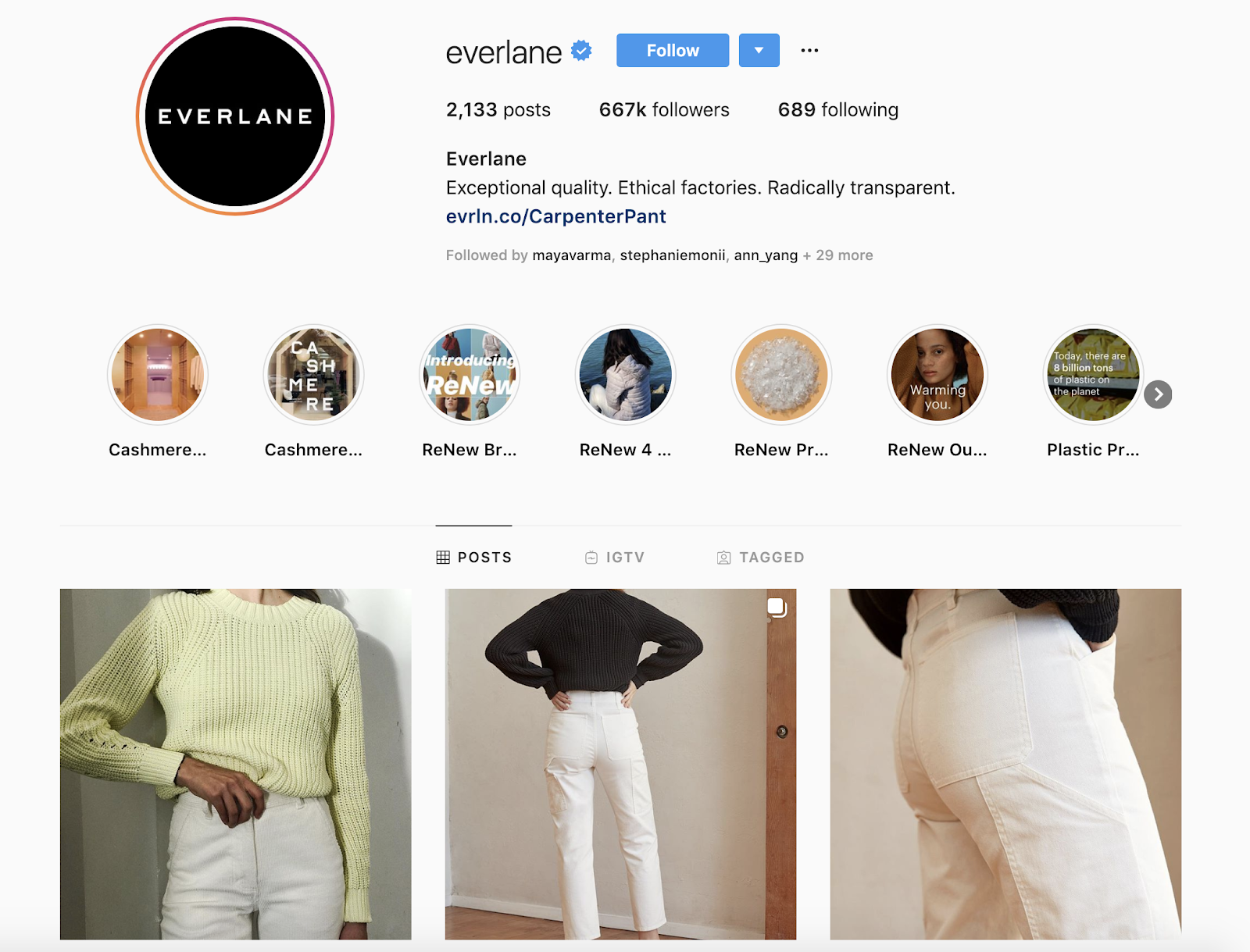 Instagram marketing for ecommerce: the essential guide