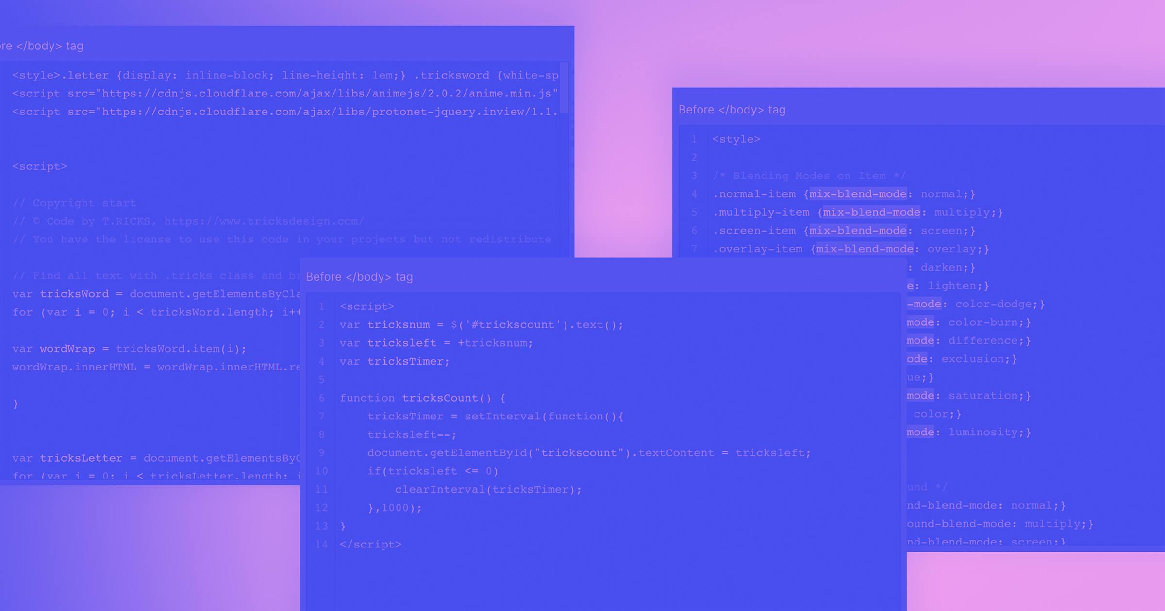 3 tips for using custom code in Webflow