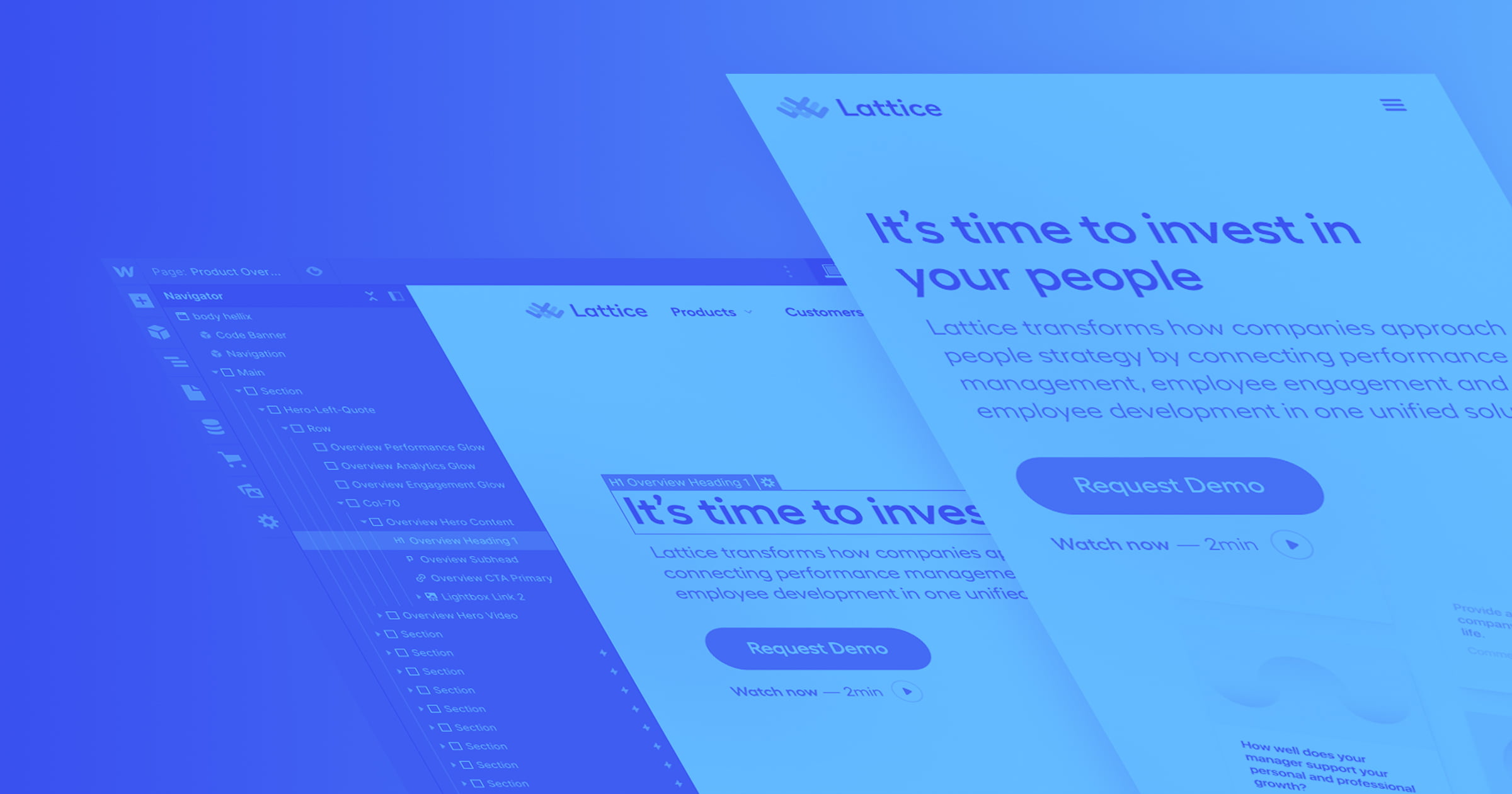 Introducing Webflow for Startups