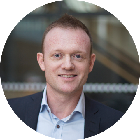 Image of Thomas Jelle, CEO of MazeMap