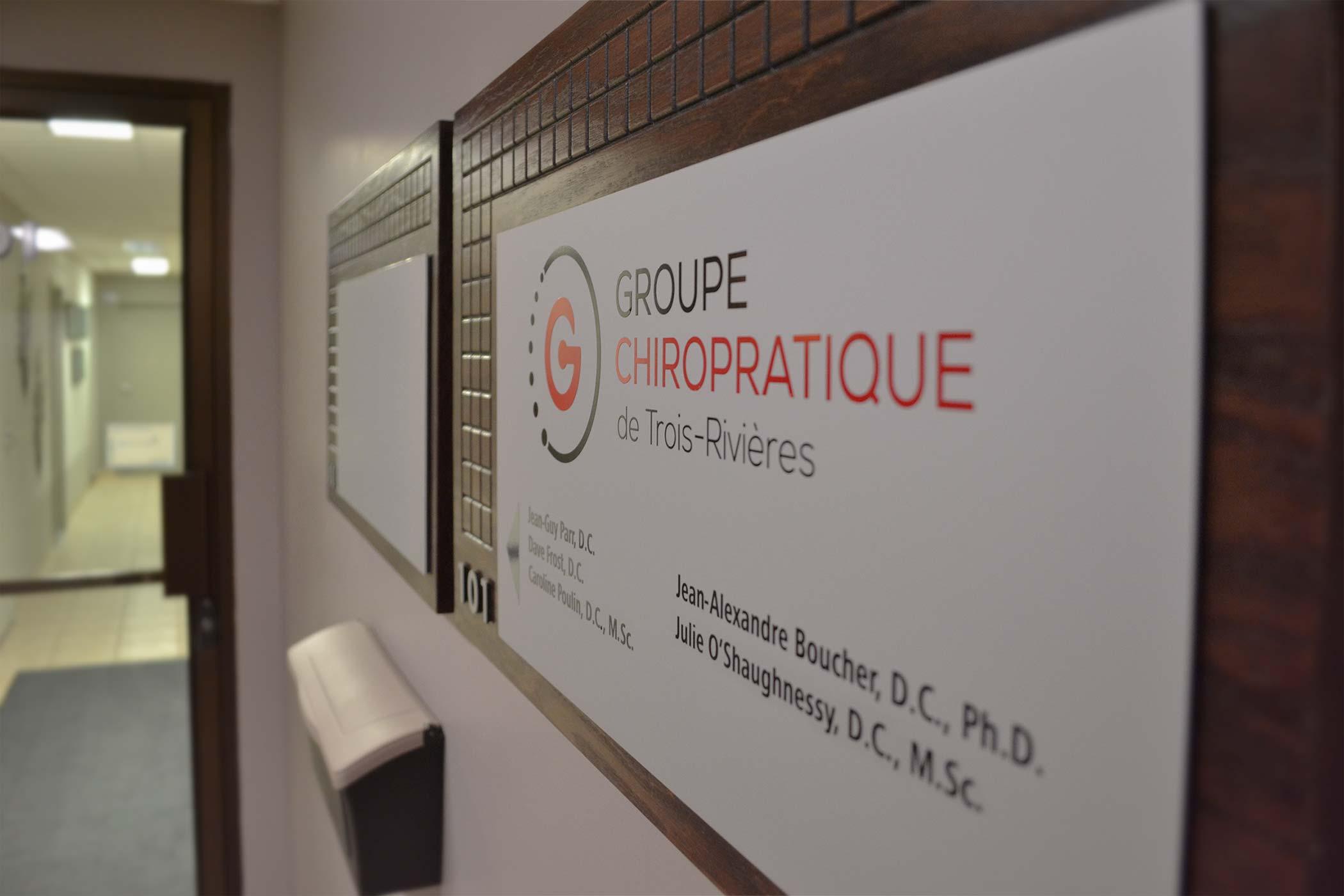 Accueil - Groupe Chiropratique Trois-Rivières