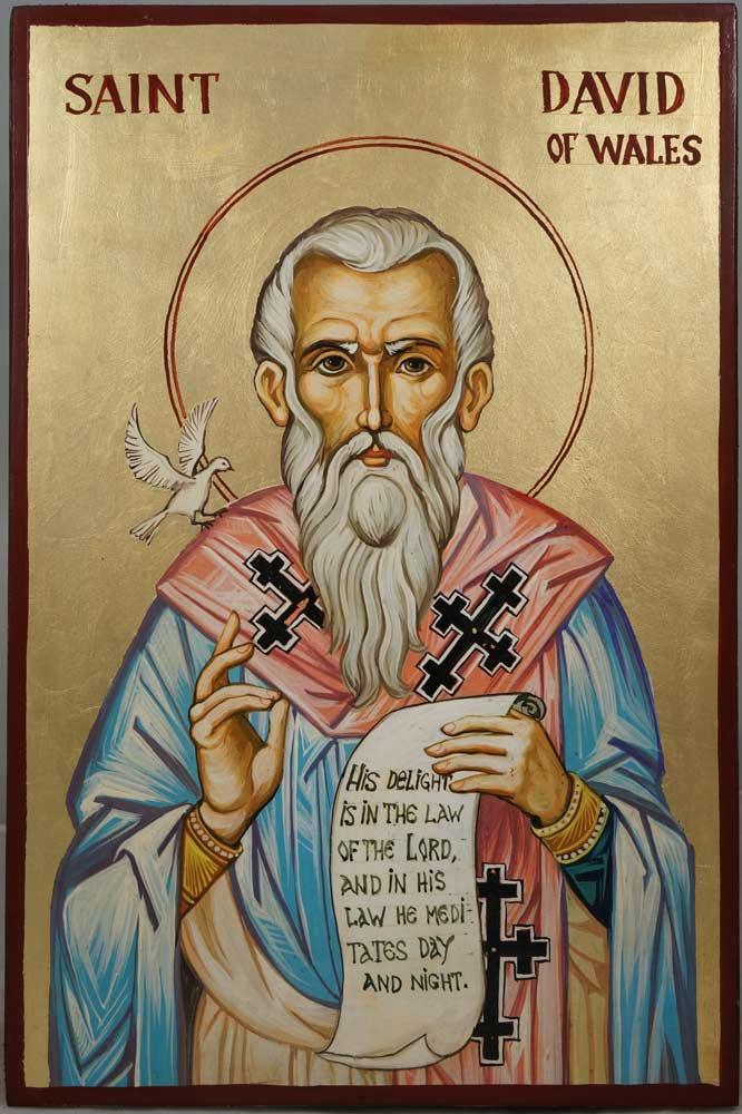St David image