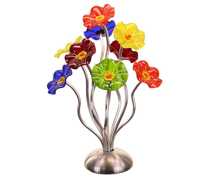 9 Flower Rainbow