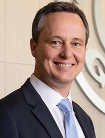 Brandon Bean, CEO Gold's Gym