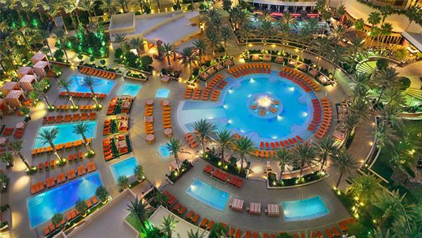 "A ""Backyard Playground"" at the Sandbar Pool"
