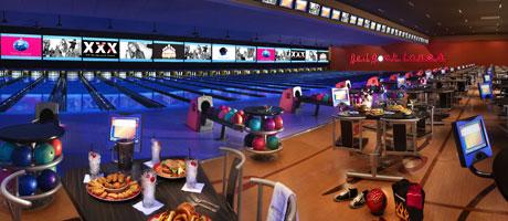Red Rock Lanes Bowling Center
