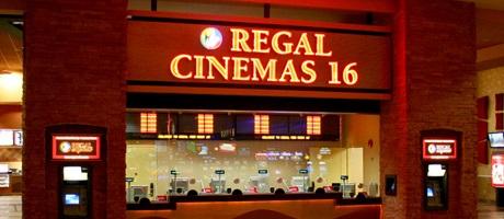 16-Screen Regal Cinemas & IMAX