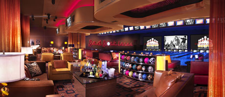 Red Rock Lanes Lounge