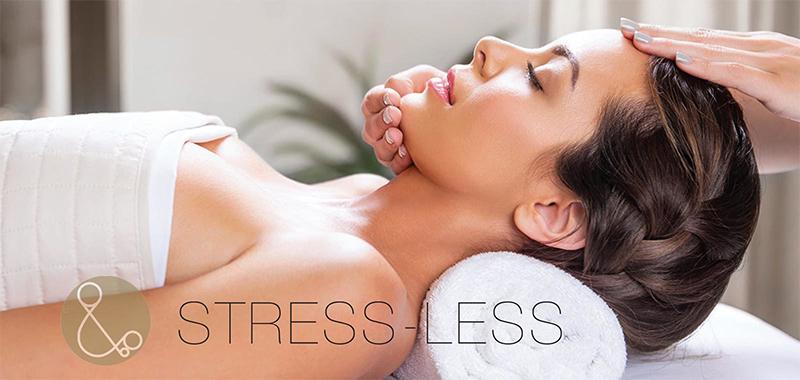 Stress-Less Spa Treatments