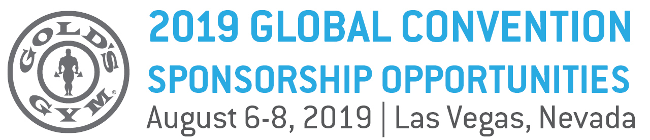Global Convention Sponsorship Opportunities
