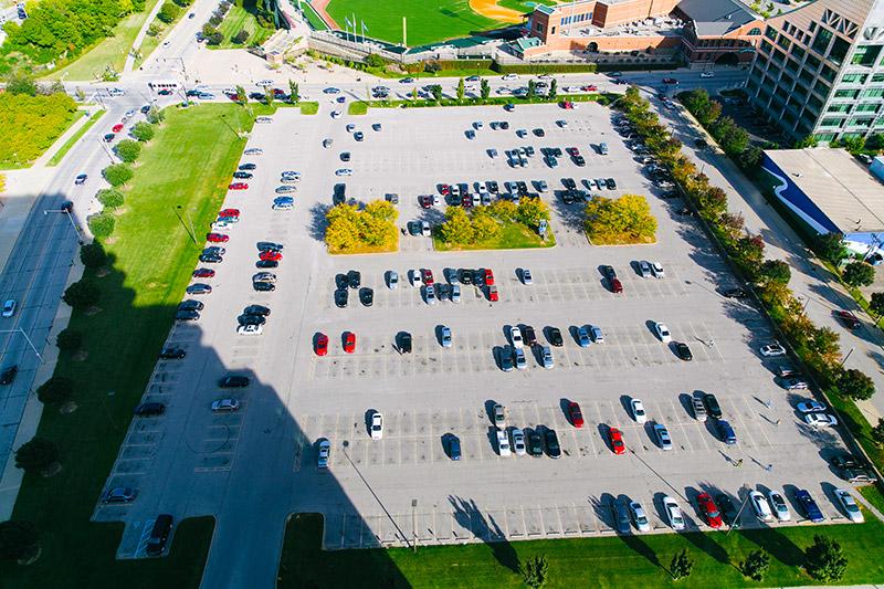 Cobalt Marketplace Parking Facility
