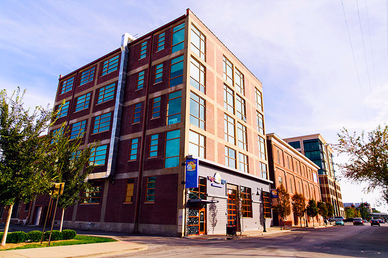 Mercantile Gallery Lofts Retail