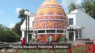 Ukrainian Easter Eggs - Pysanka