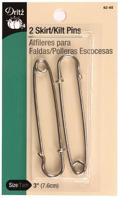 Skirt/kilt Pins- 2pack