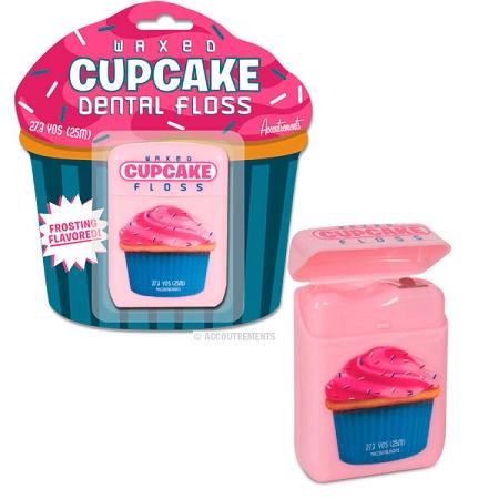 Cupcake Floss