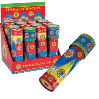 Tin Kaleidoscope