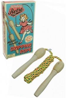 Jump Rope - Wooden Handles