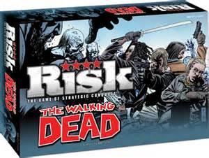 """""""Walking Dead"""" Risk"""