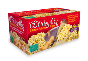 Whirley Pop 3-minute Popcorn Popper