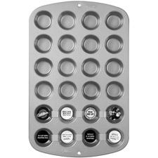 24 Cup Mini Muffin Pan