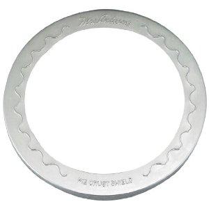 "9"" Pie Crust Shield"