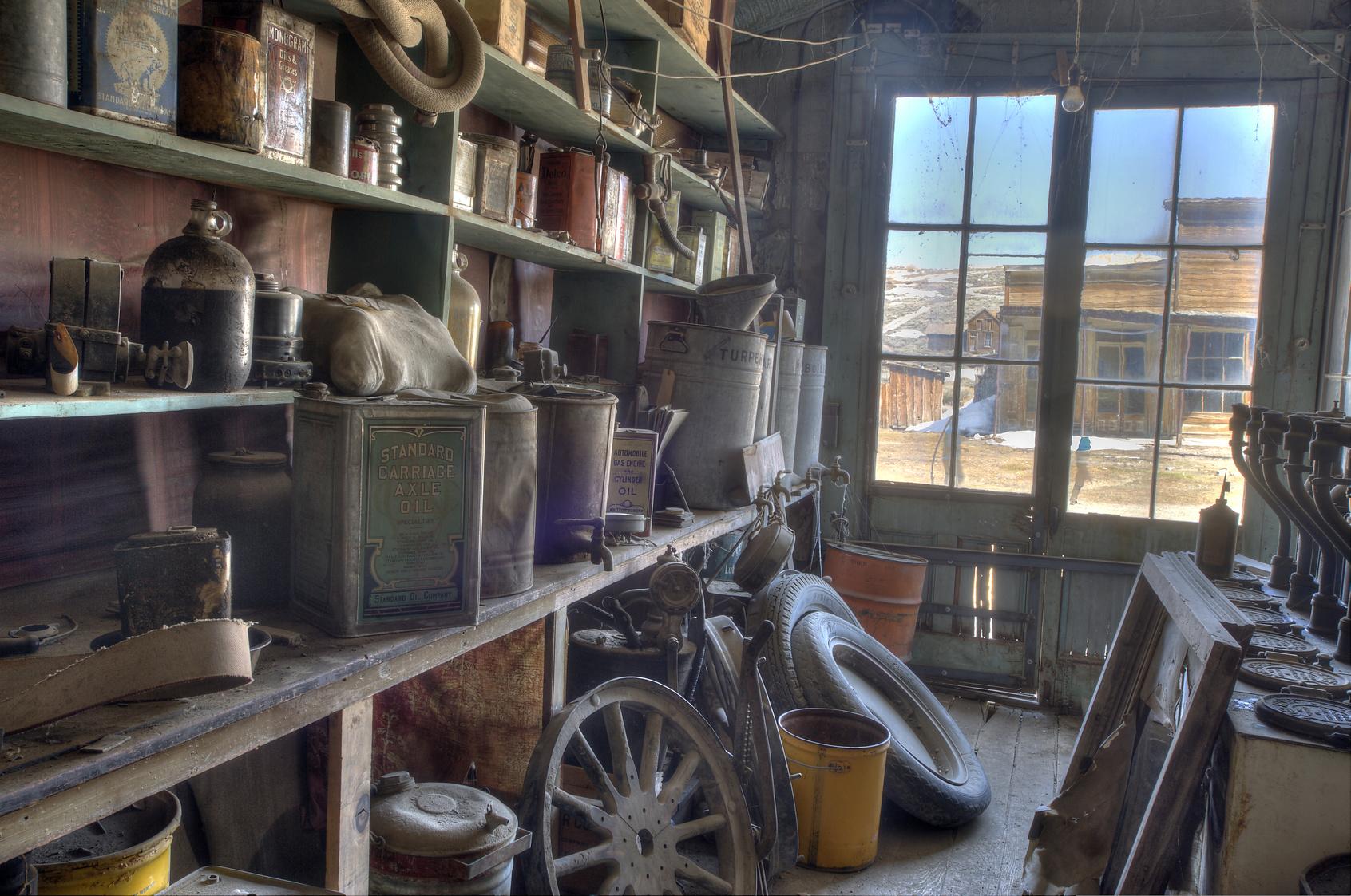 old western interior