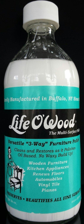 Wood Cleaner 16 Oz Restorer Polish