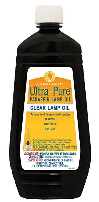Ultra-Pure Clear Lamp Oil