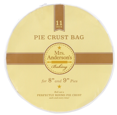 """8"""" And 9"""" Pie Crust Bag"""