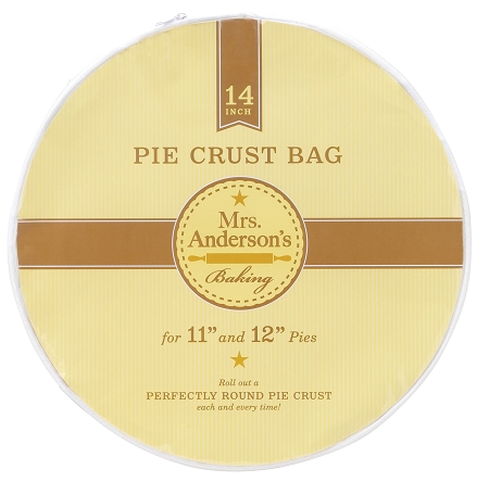 """11"""" And 12"""" Pie Crust Bags"""