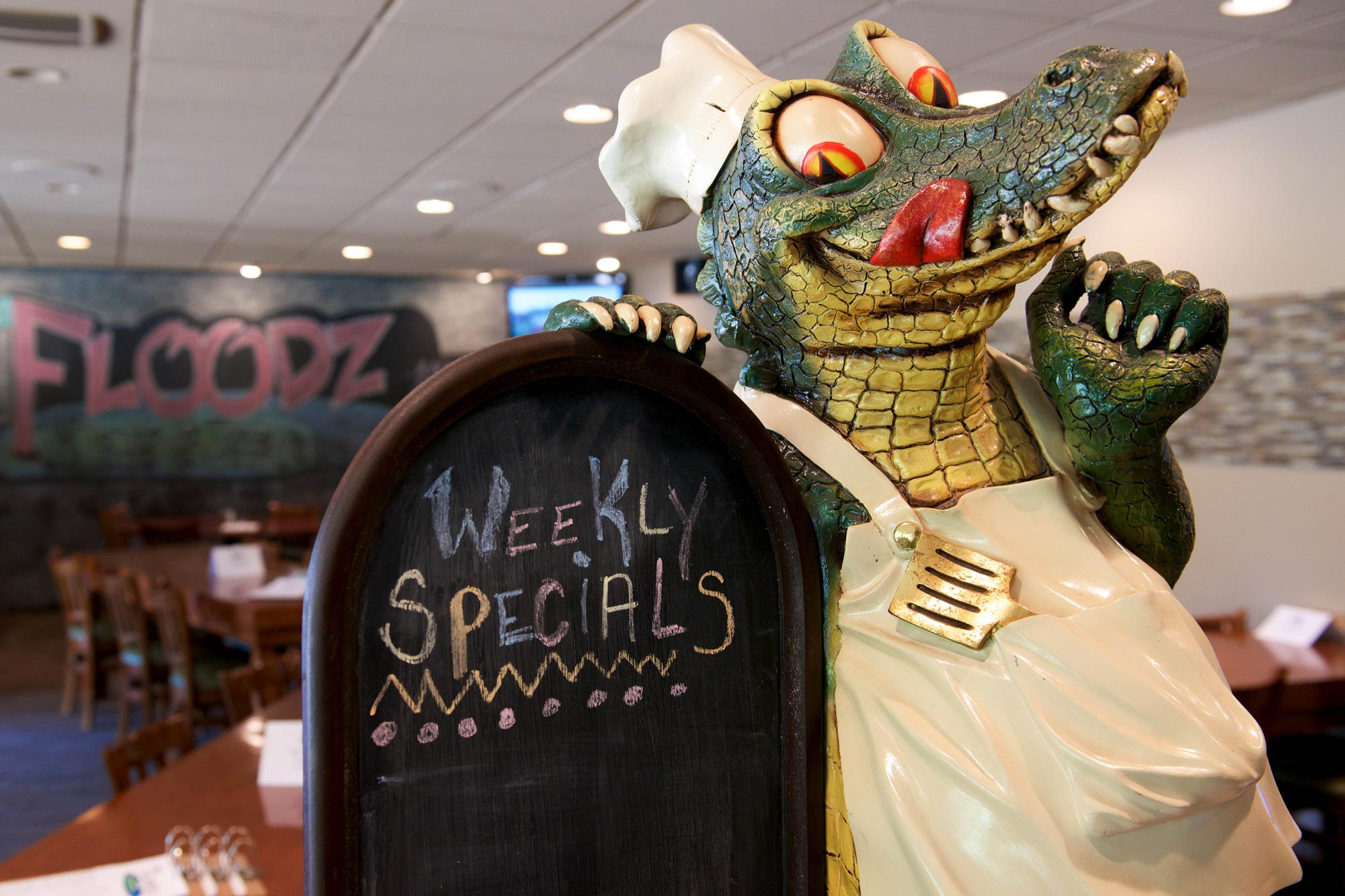 Floodz Bar and Grill Specials