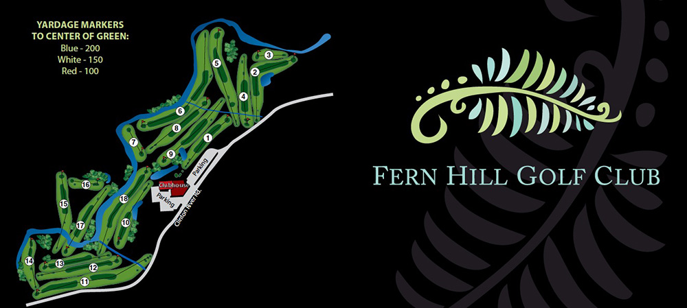 Fern Hill Golf Club Score Card