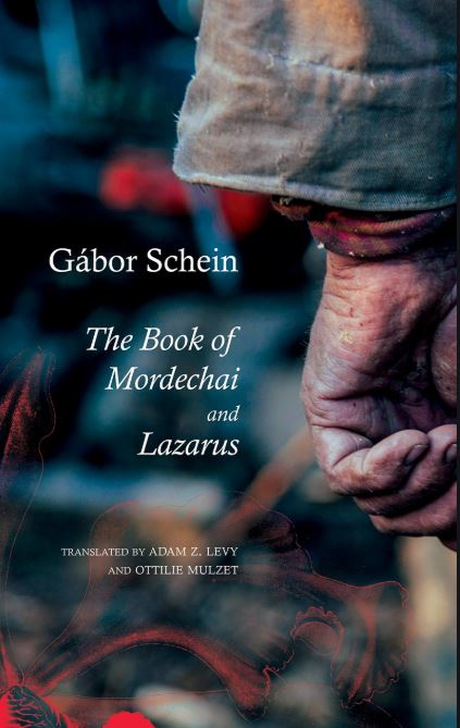 A screenshot of the cover of Lazarus and The Book of Mordechai