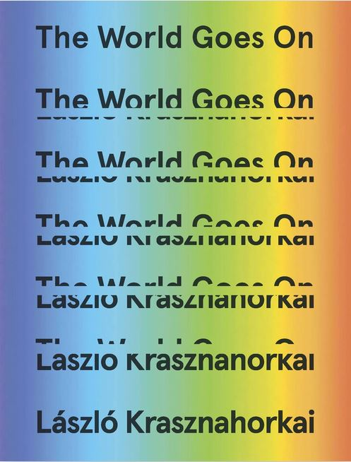 A screenshot of the cover of The World Goes On