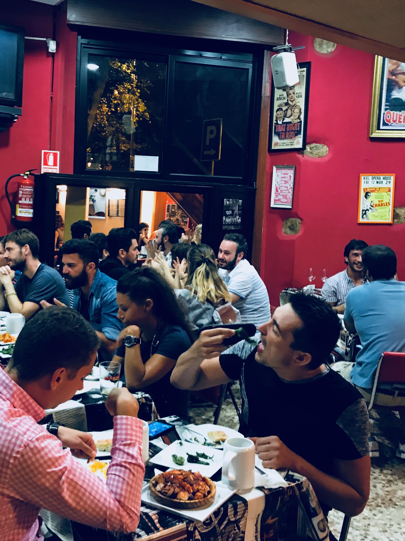Bar Ramon in Sant Antoni, Barcelona.