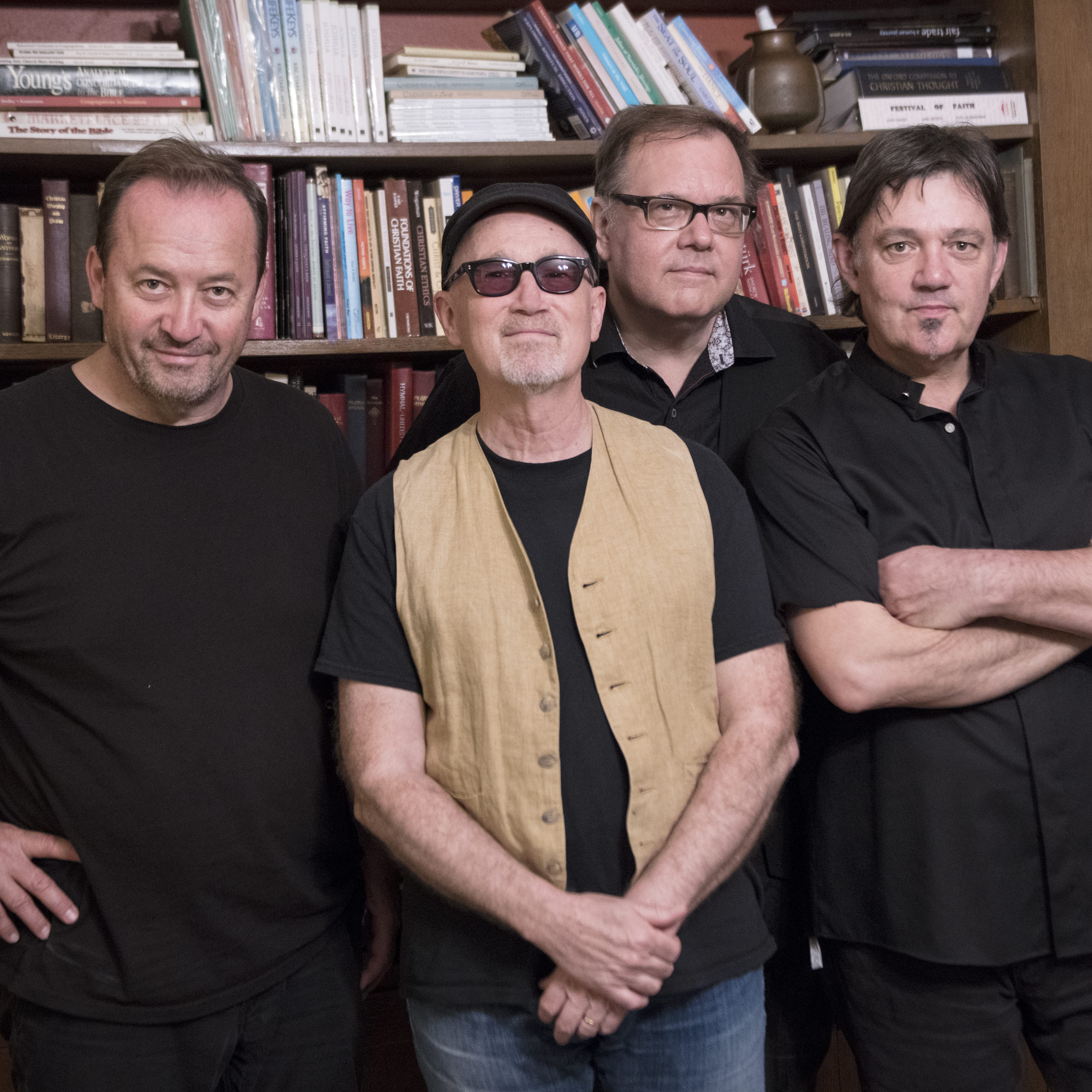 The Smithereens with guest vocalist Marshall Crenshaw