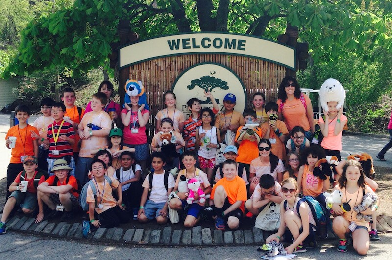 Pittsburgh zoo summer camp