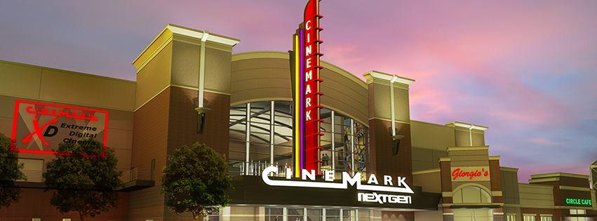 cinemark theater exterior