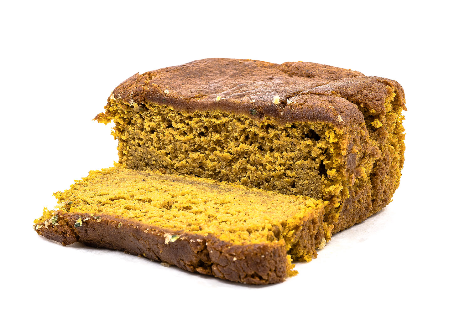 Double Butter Pumpkin Bread