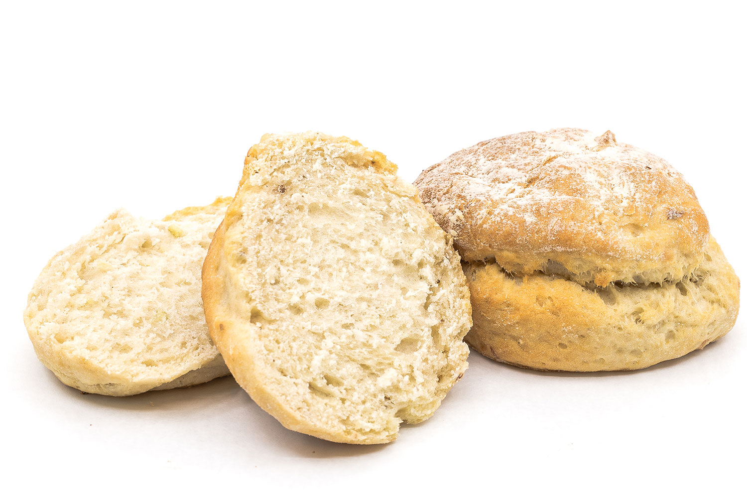 Pineapple 'Pina Colada' Cream Scones
