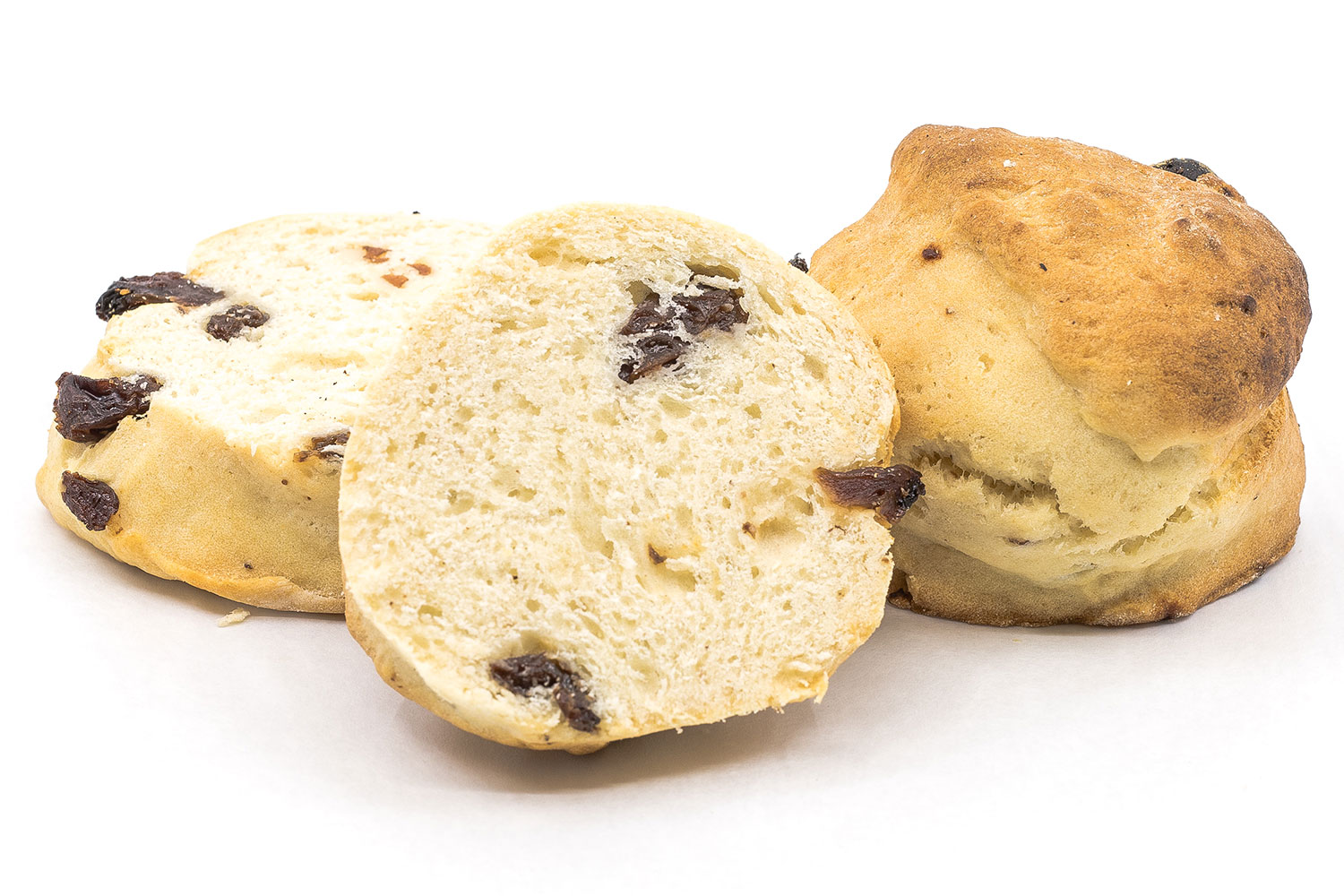 Traditional Irish Buttermilk Fruit Scones
