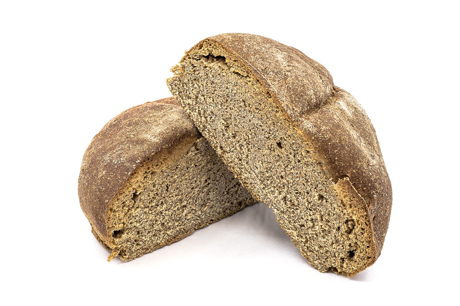 Vegan Traditional Irish Brown Soda Bread