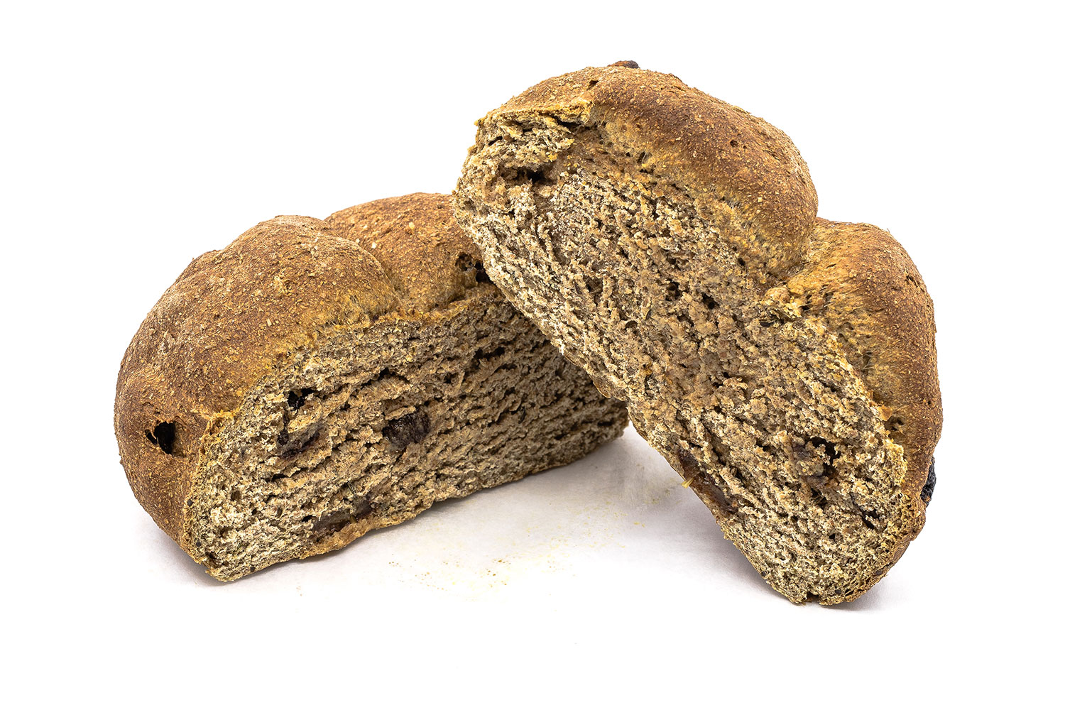 Raisin & Caraway Seed Brown Soda Bread