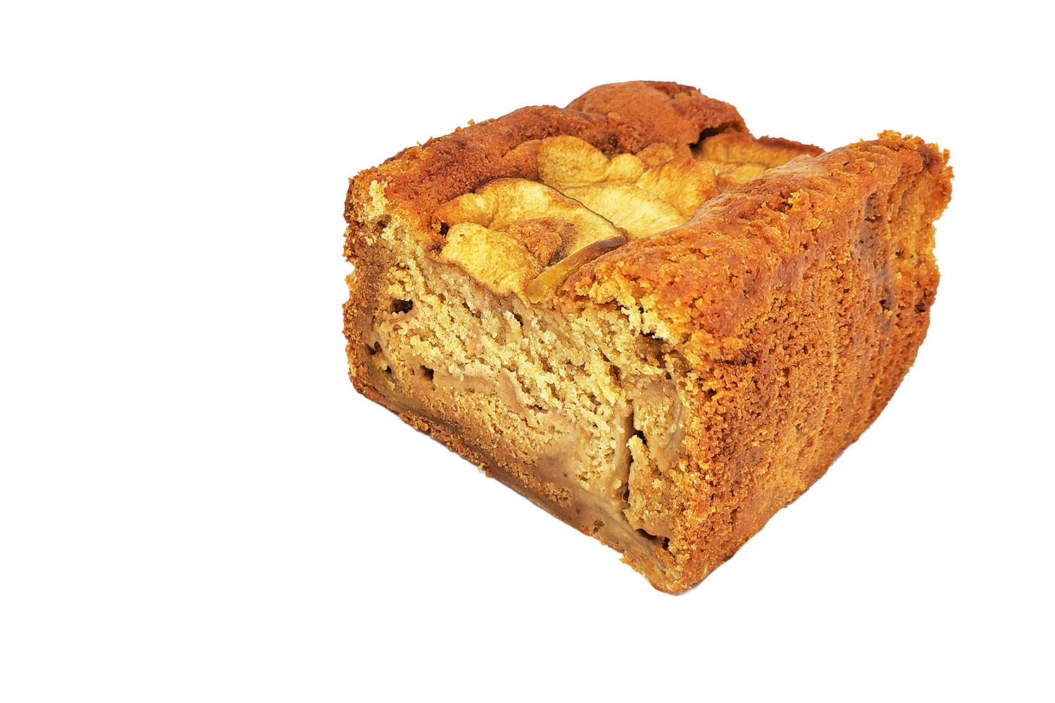 Tradtional Irish 'Galway' Apple Cake